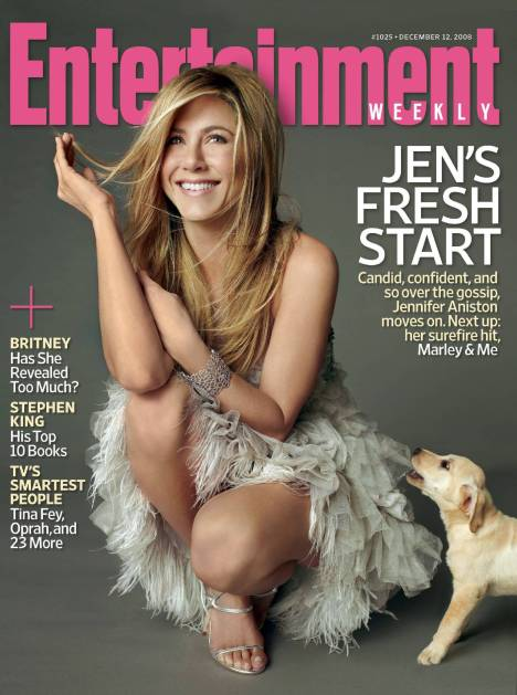 entertainment weekly cover 041208