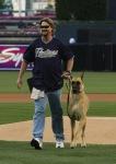 Marmaduke Padres Game (18)