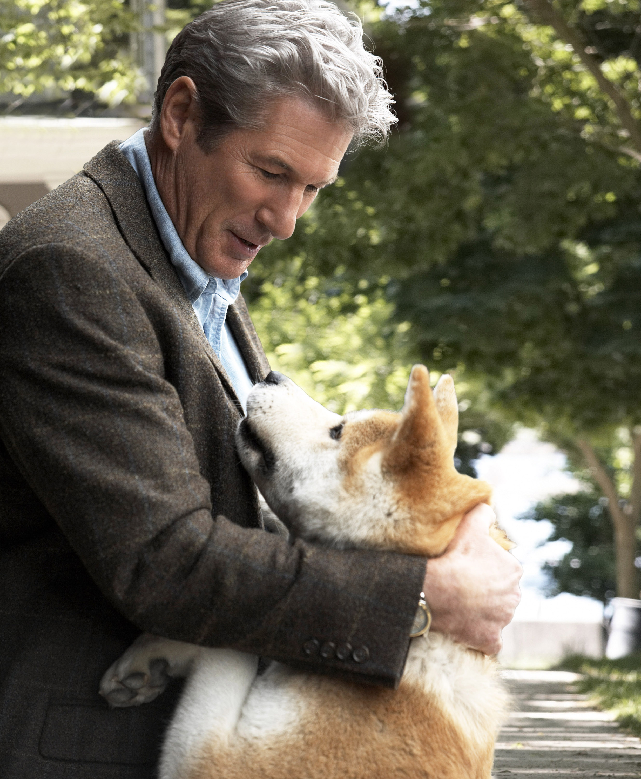 hachi a dog�s tale comes to the hallmark channel 92610